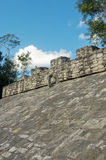 Ulama - Mesoamerican ballgame field Royalty Free Stock Images