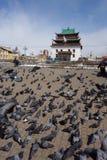 Ulan Bator eller Ulaanbataar, Mongoliet Arkivfoton