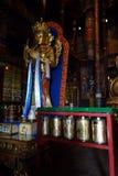 Ulan Bator eller Ulaanbataar, Mongoliet Royaltyfria Bilder