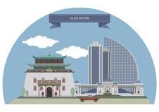 Ulan Bator, Mongolia Royalty Free Stock Image