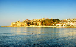 Ulcinj Old town Peninsula, Montenegro Stock Photo