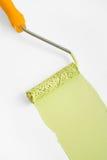 ulepszenia farby rolki do domu Zdjęcie Royalty Free