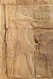 Ulga w Luxor świątyni Zdjęcie Stock