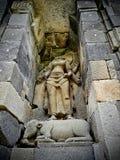 Ulga w Merak świątyni obraz stock
