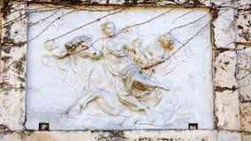 Ulga Zeus w ogródach labitynt Horta Obrazy Stock