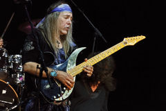 Uli Jon Roth - Belgrade BeerFest 2011. Stock Photo