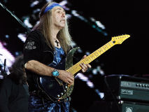 Uli Jon Roth - Belgrade BeerFest 2011. Royalty Free Stock Photos