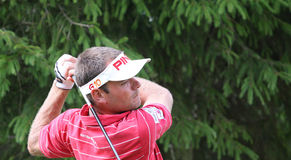 Uli Weinhandl a golf Prevens Trpohee 2009 Immagine Stock