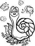 Ulic και πεταλούδες ελεύθερη απεικόνιση δικαιώματος