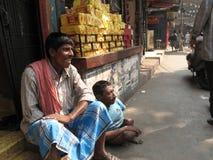ulic prac żywi ludzie Zdjęcie Stock