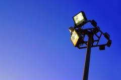 ulica światła Obrazy Royalty Free