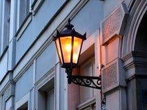ulica światła Obraz Royalty Free