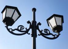 ulica światła Zdjęcia Royalty Free