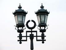 ulica światła Fotografia Royalty Free