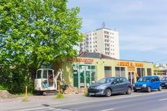 ulica Fotografia Stock