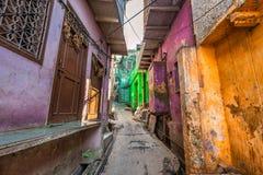 Ulica Agra miasto Zdjęcie Stock