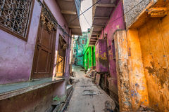 Ulica Agra miasto Obrazy Royalty Free