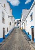 Ulica Arraiolos Zdjęcia Royalty Free