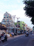 ulica indyjska Obraz Royalty Free