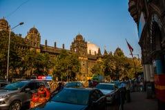 ulica Mumbai indu fotografia stock