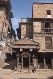 Ulica Patan Zdjęcia Royalty Free