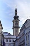 Ulica stary miasto Fotografia Stock