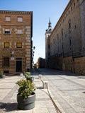 Ulica Toledo Obrazy Royalty Free