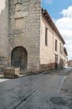 Ulica Tordesillas fotografia royalty free