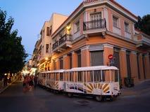 Ulica w Ateny, Grecja Obraz Royalty Free