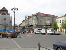 Ulica w Baia klaczu Zdjęcie Royalty Free