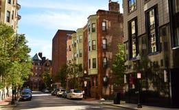 Ulica w Boston Fotografia Royalty Free