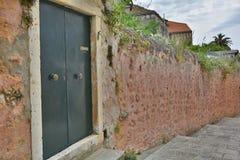 Ulica w Dubrovnik Starym miasteczku obrazy stock