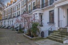 Ulica w Hackney, Londyn zdjęcia stock