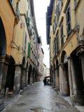 Ulica w Pisa, W?ochy fotografia stock