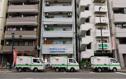 Ulica w Tokio, Japonia Zdjęcia Stock