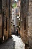 Ulica w Trogir Fotografia Stock