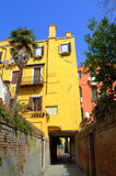 ulica Wenecji Obrazy Royalty Free