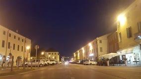Ulica zupełnie Fotografia Stock