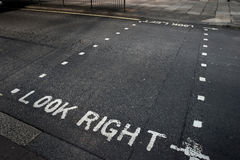 ulice londynu Zdjęcie Royalty Free
