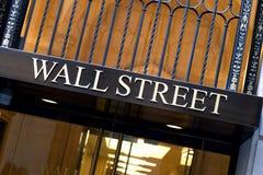ulice wall Zdjęcie Stock