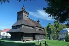 Ulicske Krive church Stock Image