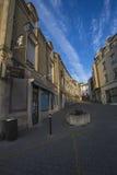 Ulicy Chaumont, Francja obrazy stock