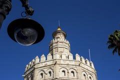 Ulicy i kąty Seville andalusia Hiszpania fotografia stock