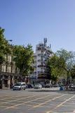 Ulicy i kąty Seville andalusia Hiszpania fotografia royalty free