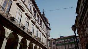 Ulicy prowadzi Se de Braga zbiory wideo