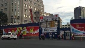 Ulicy Saigon zbiory wideo