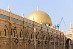 Ulicy Sharjah miasto - emiraty Obraz Royalty Free