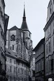 Ulicy stary Praga Zdjęcie Royalty Free