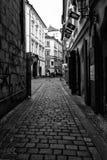 Ulicy stary Praga Obrazy Stock
