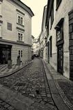 Ulicy stary Praga Zdjęcia Stock